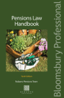 Pensions Law Handbook: Tenth Edition Cover Image