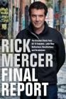 Rick Mercer Final Report Cover Image