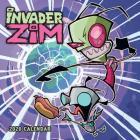 Invader Zim 2020 Wall Calendar Cover Image