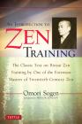 An Introduction to Zen Training: A Translation of Sanzen Nyumon Cover Image