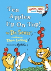 Ten Apples Up On Top! (Bright & Early Board Books(TM)) Cover Image