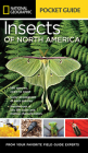 National Geographic Pocket Guide to Insects of North America Cover Image
