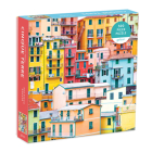 Ciao from Cinque Terre 500 Piece Puzzle Cover Image
