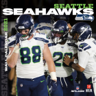 Seattle Seahawks 2021 12x12 Team Wall Calendar Cover Image