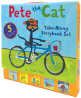 Pete the Cat Take-Along Storybook Set: 5-Book 8x8 Set Cover Image