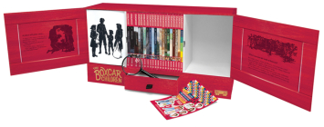 The Boxcar Children 20-Book Set (The Boxcar Children Mysteries) Cover Image