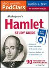 McGraw-Hill's Podclass Hamlet Study Guide Cover Image