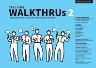 Teaching Walkthrus 2: Five-Step Guides to Instructional Coaching Cover Image