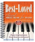 Best-Loved Classical Sheet Music for Piano: From Easy to Advanced Cover Image