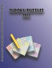 Sudoku Puzzles 2021: 50 SUDOKU GRIDS to solve from easy to hard to challenge your brain ! Cover Image