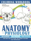 Anatomy And Physiology Coloring Workbook Cover Image