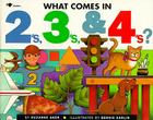 What Comes in 2's, 3's & 4's? Cover Image