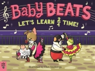 Baby Beats: Let's Learn 2/4 Time! Cover Image