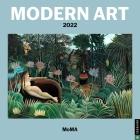 Modern Art 2022 Mini Wall Calendar Cover Image