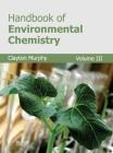 Handbook of Environmental Chemistry: Volume III Cover Image