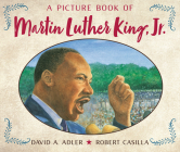 A Picture Book of Martin Luther King, Jr. (Picture Book Biography) Cover Image