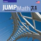 Jump Math CC AP Book 7.1: Common Core Edition Cover Image