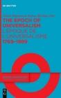 The Epoch of Universalism 1769-1989 L'époque de l'universalisme 1769-1989 Cover Image