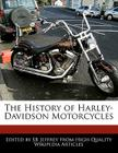 The History of Harley-Davidson Motorcycles Cover Image
