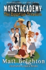 The Egyptian Treasure: A (Dyslexia Adapted) Monstacademy Mystery Cover Image