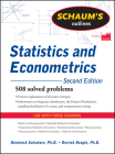 Statistics and Econometrics (Schaum's Outlines) Cover Image