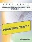 Ceoe Osat Advanced Mathematics Field 11 Practice Test 1 Cover Image