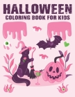 Halloween Coloring Book For Kids: Halloween Great gift idea for kids (Volume 2) Cover Image