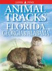 Animal Tracks of Florida, Georgia, Alabama Cover Image