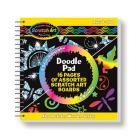 Scratch Art Doodle Pad Scratch Art Doodle Pad Cover Image
