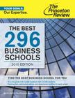 The Best 296 Business Schools Cover Image