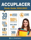ACCUPLACER Study Guide: Spire Study System & Accuplacer Test Prep Guide with Accuplacer Practice Test Review Questions Cover Image