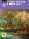 Acrylic Painting: Landscapes: Learn to paint landscapes in acrylic step by step (How to Draw & Paint) Cover Image