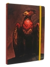 Harry Potter: Fawkes Softcover Notebook Cover Image