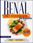 Renal Diet Cookbook for Beginners Cover Image