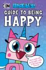 Unikitty's Guide to Being Happy (LEGO Unikitty) Cover Image