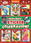 Holiday Sticker Celebration! (Nickelodeon) Cover Image