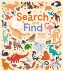 Search and Find: Wild Animals, Dinosaurs, Sea Creatures Cover Image