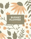 Budget Planner: Monthly & Weekly Bill Tracker, Personal Expenses Tracker, Financial Plan Organizer, Track Your Money, Finance Journal, Cover Image