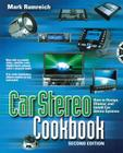 Car Stereo Cookbook (Tab Electronics) Cover Image