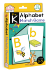 Alphabet Match Game (Flashcards): Flash Cards for Preschool and Pre-K, Ages 3-5, Games for Kids, ABC Learning, Uppercase and Lowercase, Phonics, Memory Building, and Listening Skills (The Reading House) Cover Image
