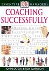 DK Essential Managers: Coaching Successfully Cover Image