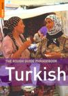 The Rough Guide to Turkish Dictionary Phrasebook 3 (Rough Guides Phrase Books) Cover Image