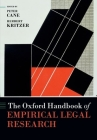 The Oxford Handbook of Empirical Legal Research Cover Image