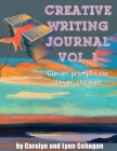 Creative Writing Journal: Clever Prompts for Clever Children Cover Image