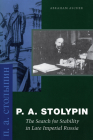 P. A. Stolypin: The Search for Stability in Late Imperial Russia Cover Image