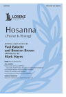 Hosanna: (praise Is Rising) Cover Image