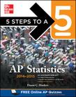 5 Steps to a 5 AP Statistics, 2014-2015 Edition Cover Image