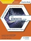 Mastering Mathematics Edexcel GCSE Practice Book: Foundation 2/Higher 1foundation 2/Higher 1 Cover Image