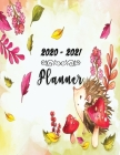 2020-2021 Planner: 2 Years Planner Calendar Personalized January 2020 up to December 2021 Contains extra lined pages to record notes Cove Cover Image