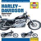 Harley-Davidson Sportster: '70 to '10 (Haynes Service & Repair Manual) Cover Image